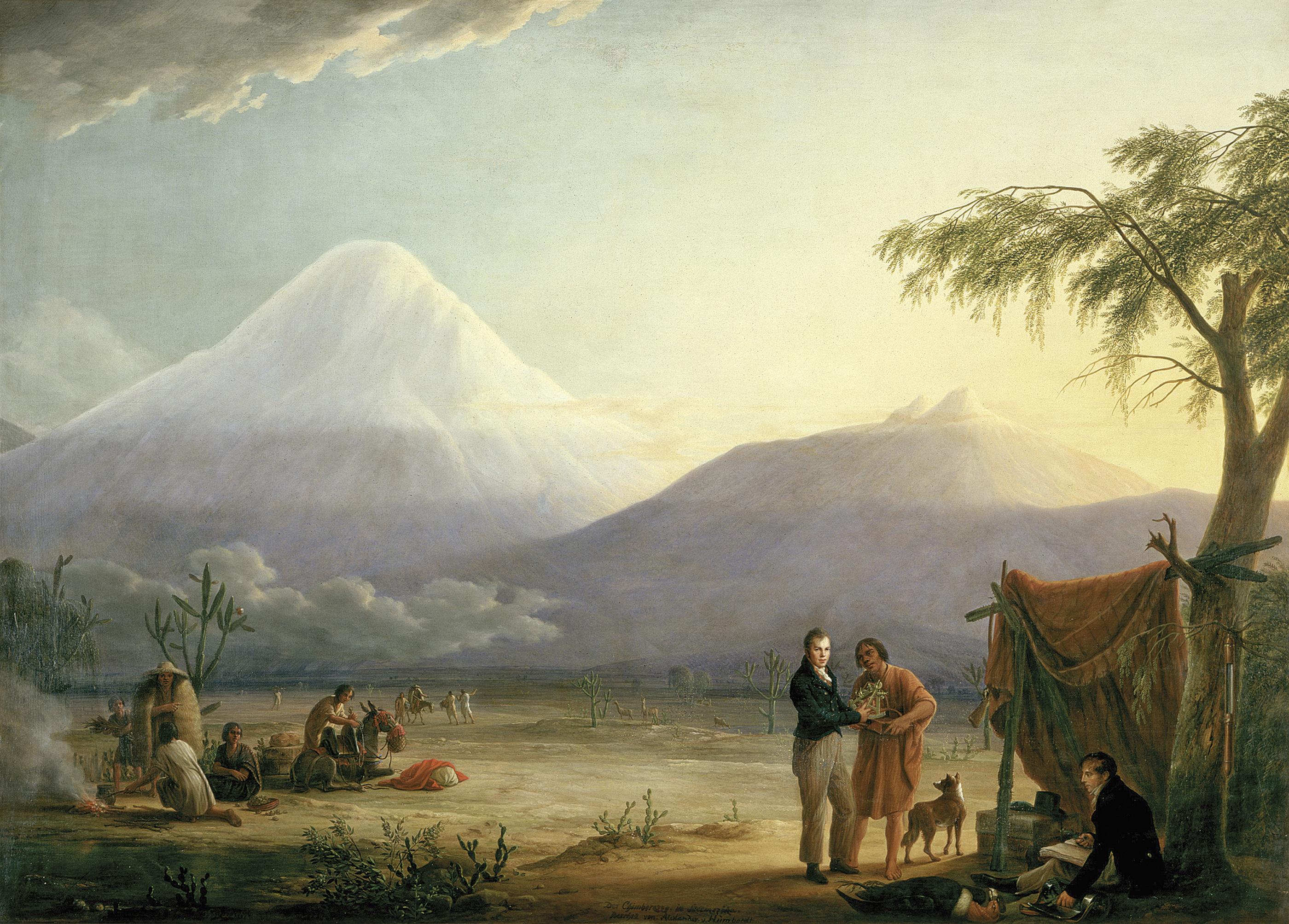 Briefe Alexander Von Humboldt : Aimé bonpland scientist of the day linda hall library